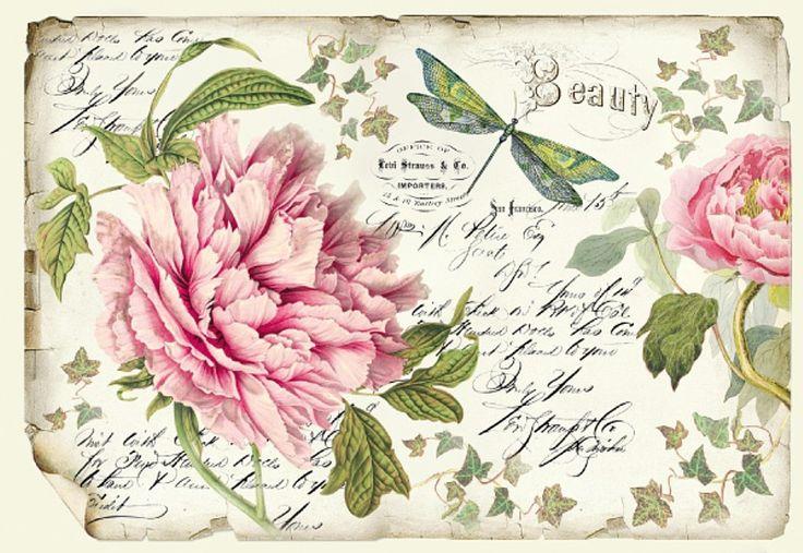 Принты на открытку