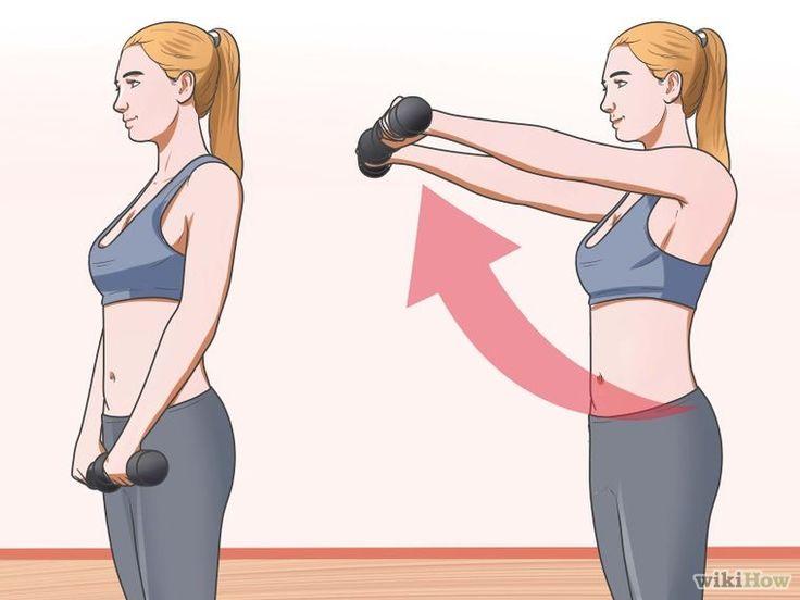 Rückenfett verlieren (Frauen) – wikiHow