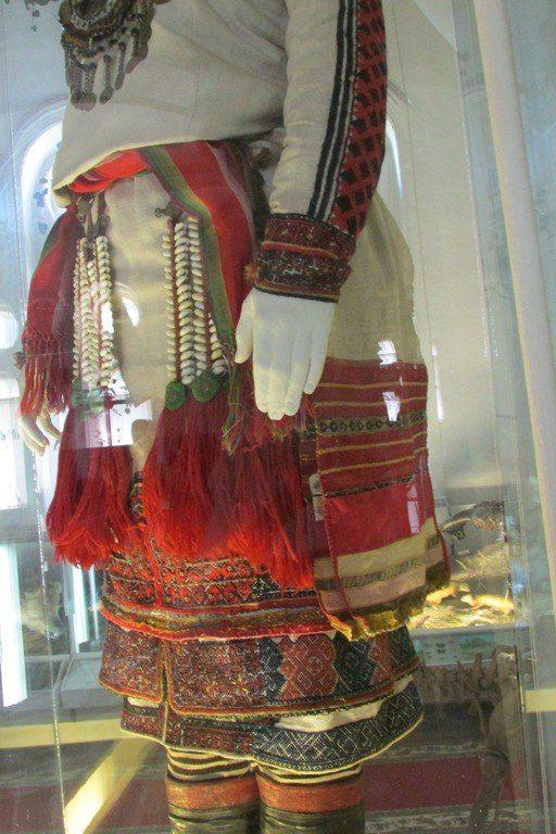 Этнографическая одежда с музея Саранска. | 125 фотографий
