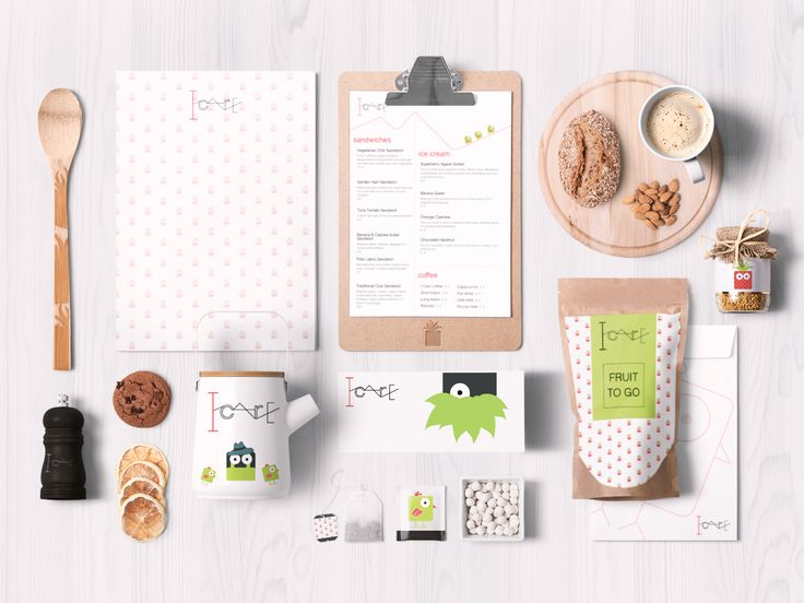I-Care-Corporate-Stationery  | Varró Joanna Design | Corporate Identity | Branding | Graphic Design | Inspiration | Graphic Designer