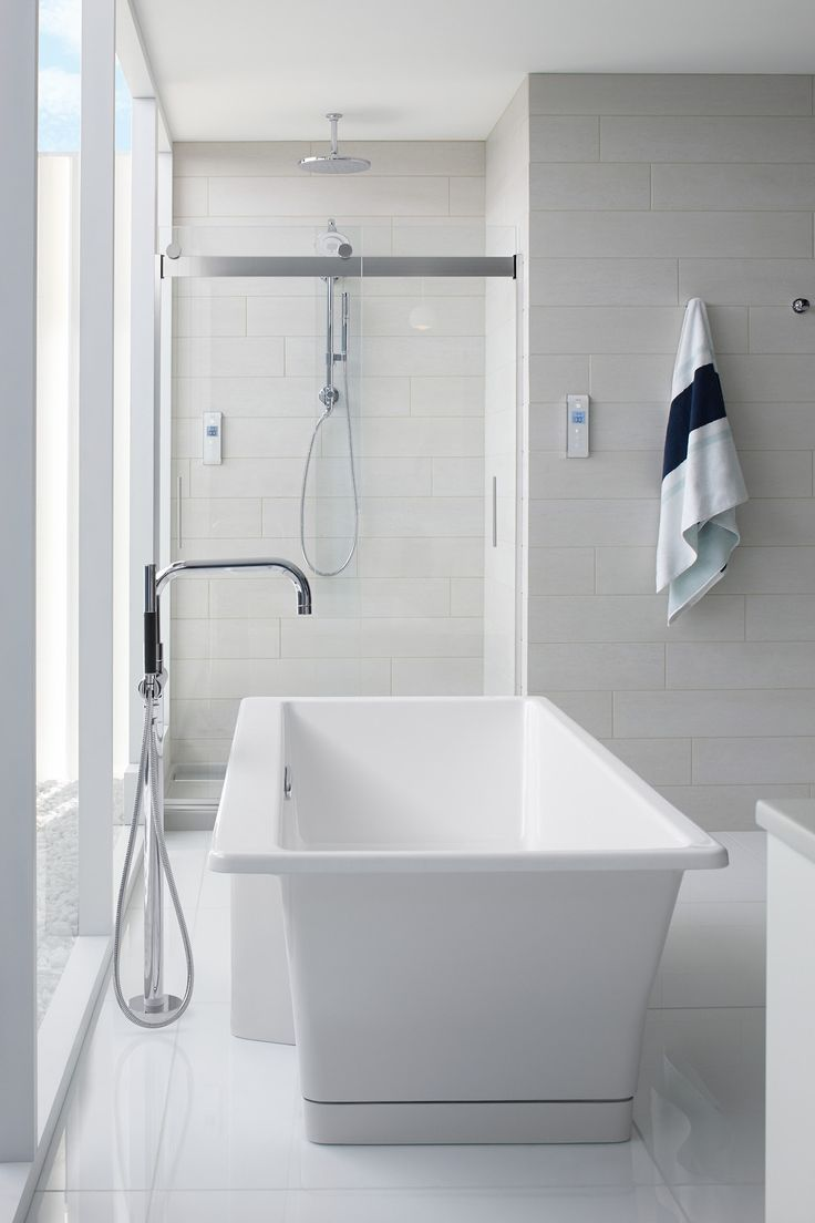 115 best Bathtubs images on Pinterest  Soaking tubs and Bath tub