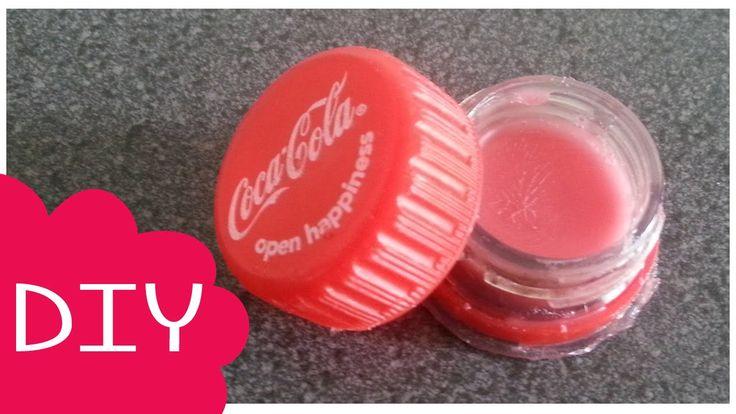 ✿ DIY Coca Cola Baby Lips ~ Maak Je Eigen Lipbalsem en Container! ✿