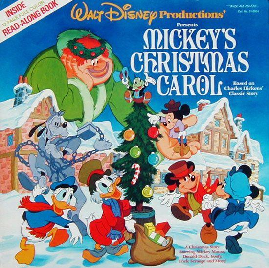 Mickey's Christmas Carol - I love this movie. #Disney #mickeymouse