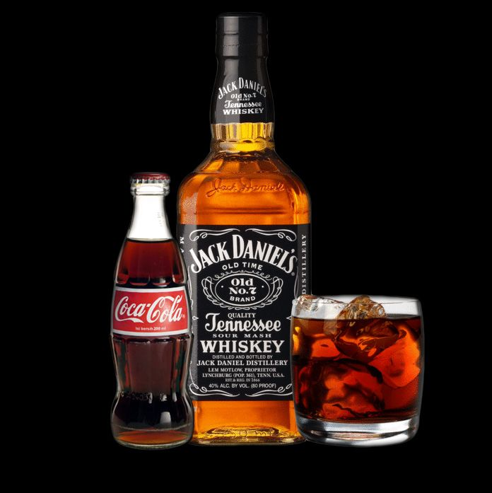 haha coka and jack is the drink for pisces XD awesome