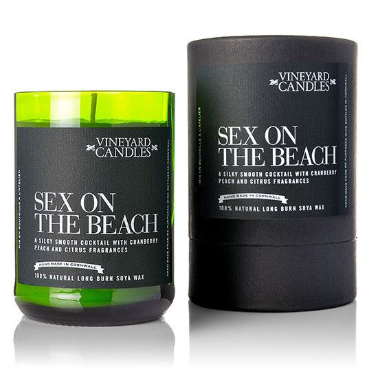 Vineyard Sex on the Beach Candle