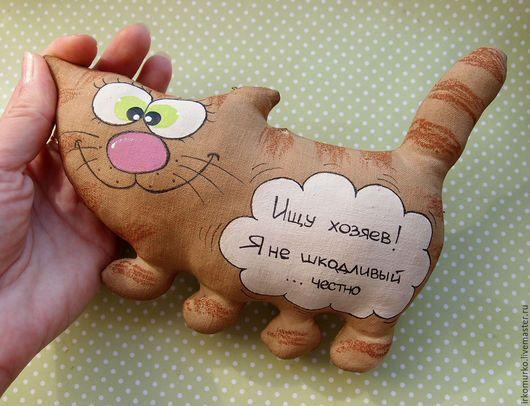 Ароматизированные куклы ручной работы. Кофейная игрушка