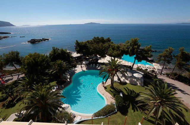 Séjour Grèce pas cher Carrefour Voyages, séjour Club Marmara Lena Mary 4* à Ermioni prix promo Voyages Carrefour à partir de 499,00 € TTC Tout Inclus
