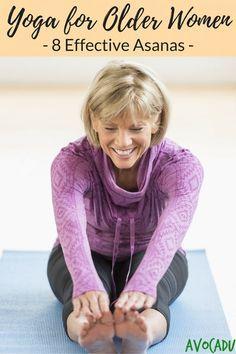 Yoga for Older Women, 8 Effective Asanas   Avocadu.com