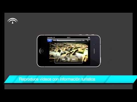 Servicio Guías para móviles Entumano.es  Más servicios en el Centro de Innovación Turística Andalucía Lab www.andalucialab.org
