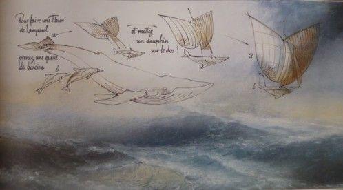 Comment naissent les bateaux - Jean Olivier Héron