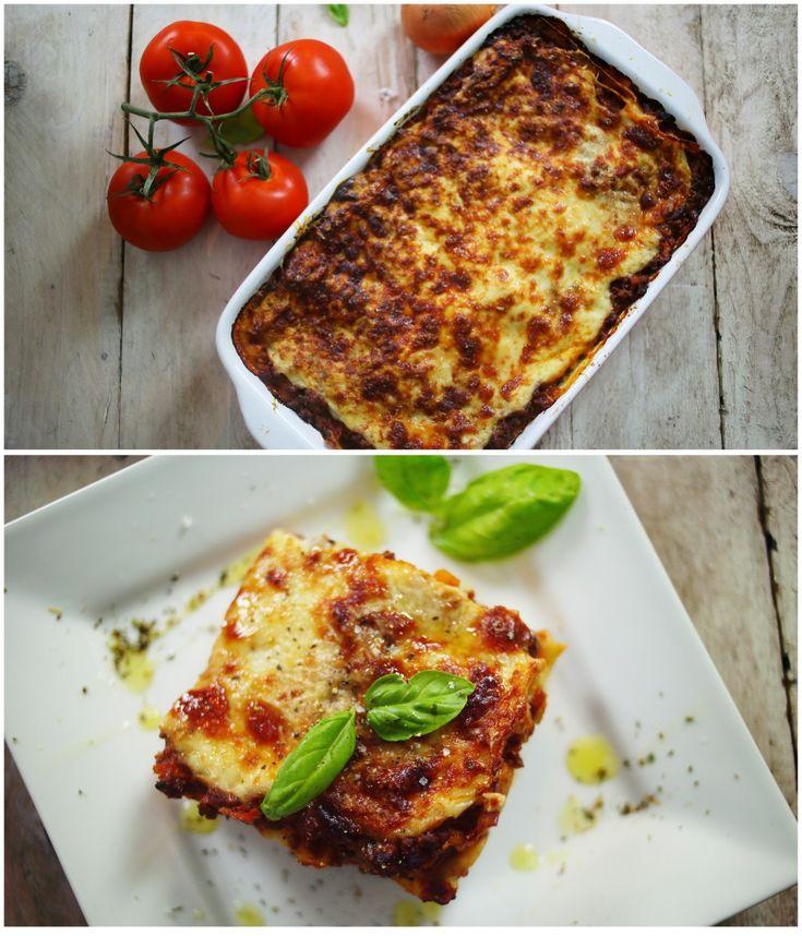 """Szeretjük az olasz konyhát, a gyerekeknek persze a pizza a """"mindent visz"""" kaja, de a gyors tésztaételek bármikor megmenthetnek egy vacsorát (jujj mit is főzzek, nincs itthon semmi). De ez most nem az lesz! :)   A férjem kedvence a bolognai spagetti, amit unásig képes enni (de nem unja meg), én viszont néha már unom...   Ami most..."""