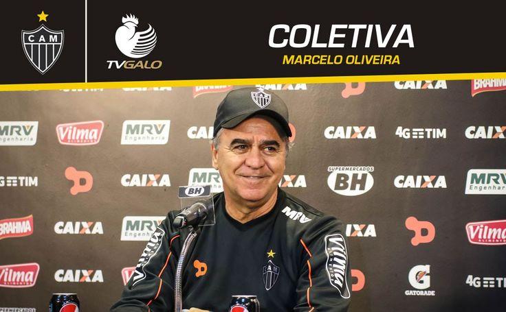 19/08/2016 Entrevista Coletiva: Marcelo Oliveira