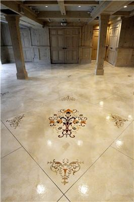 17 Best Images About Decorative Concrete Flooring