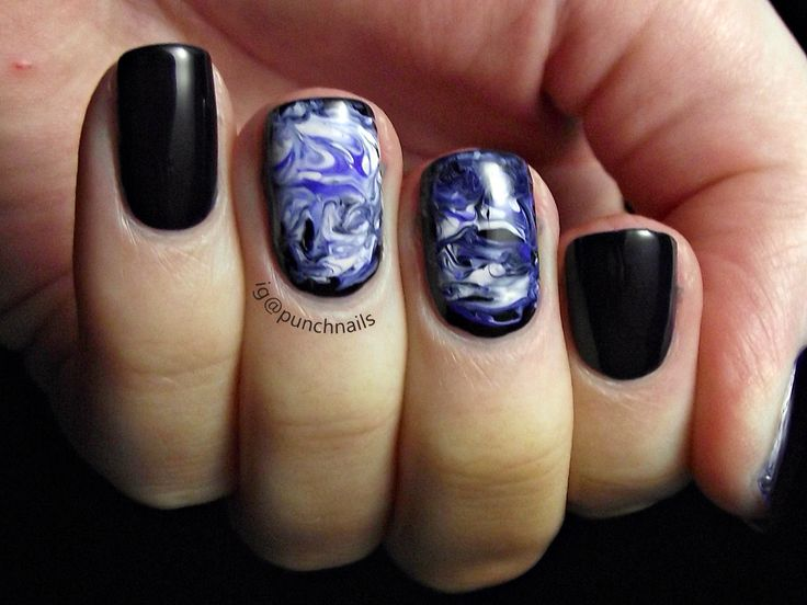 Nail Art inspired by fashion