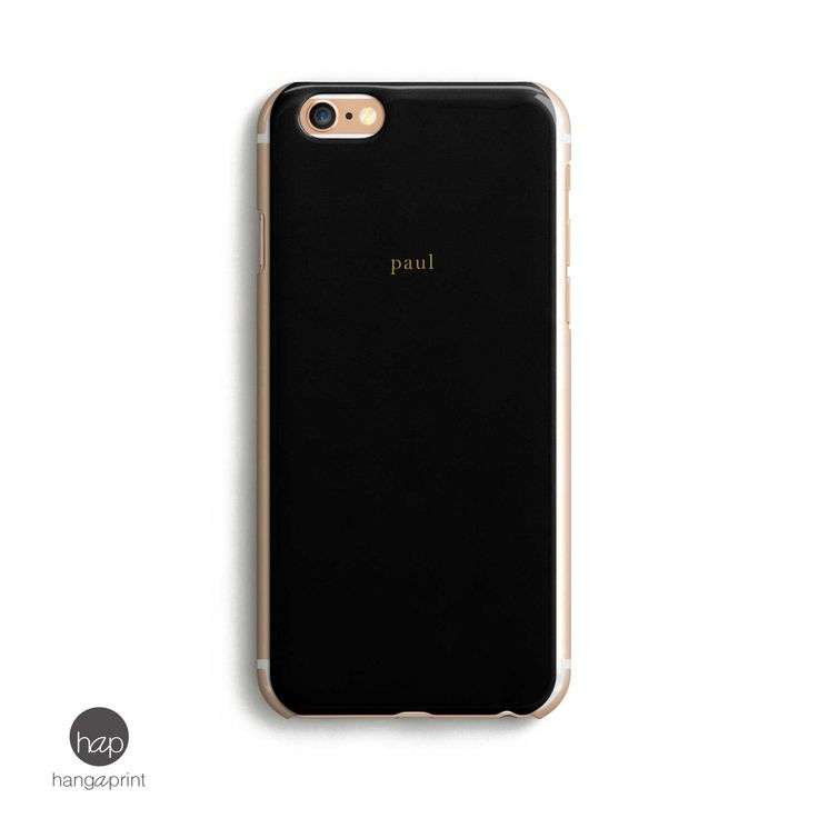 Personalized iPhone 7 Plus Case, Name Phone Case, Personalized iPhone Case, Personalized Phone Case  // for all iPhones by hangAprint on Etsy https://www.etsy.com/listing/501942050/personalized-iphone-7-plus-case-name