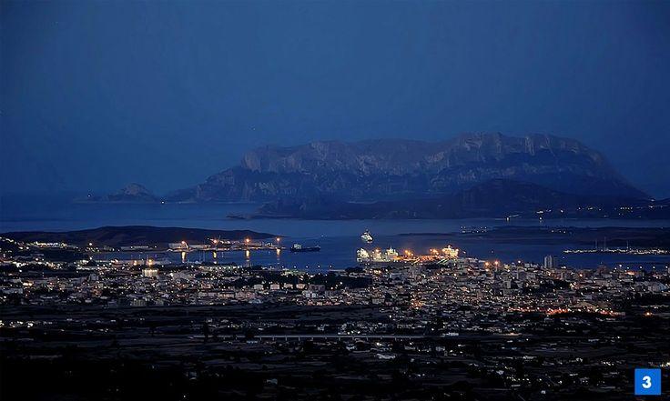 Olbia: offre panorami stupendi, la vista da Monte Pino che sovrasta la città è magnifica #VisitOlbia