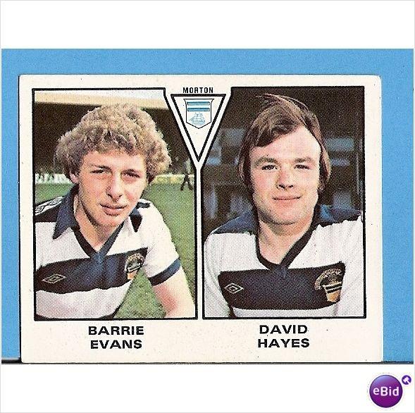 Barrie Evans & David Hayes