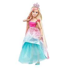 Barbie - Muñeca Gran Princesa Rubia