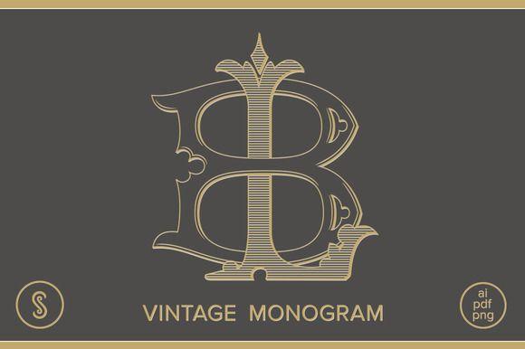 BL Monogram LB Monogram @creativework247