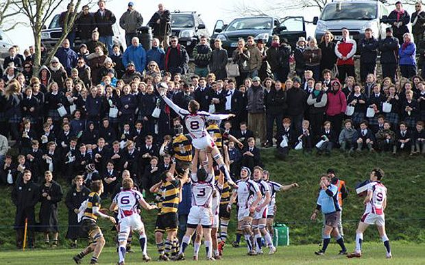 NatWest Schools Cup 2015-16: Truro and St Peter's Roman Catholic High School Gloucester battle in last 16