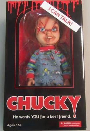 talking chucky doll - Google Search