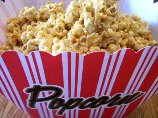 Make and share this Super Soft Caramel Popcorn recipe from Food.com.