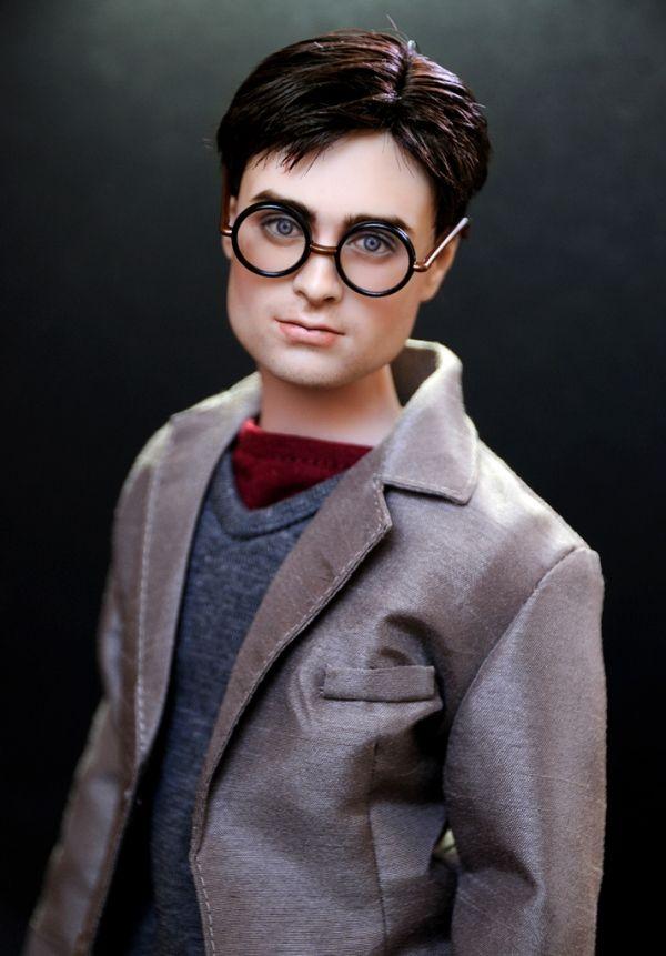 Daniel Radcliffe as Harry Potter by Noel Cruz