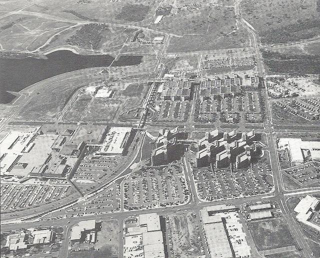 Belconnen Aerial 1980 by ScandinavianBalts, via Flickr