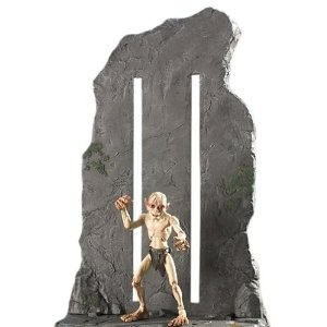 Lord of the Rings - Superposeable Gollum action figure: Amazon.co.uk: Toys & Games