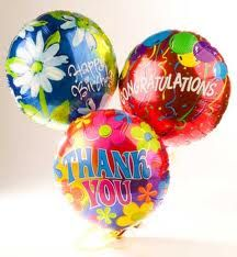 Foil Balloons #Logoballoons #Latexballoons
