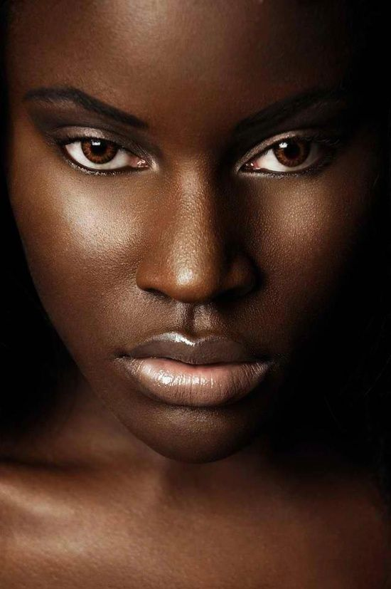 Beauty Brown Hair Woman With Smile On Her Face Royalty: 29 Best Black Women Images On Pinterest