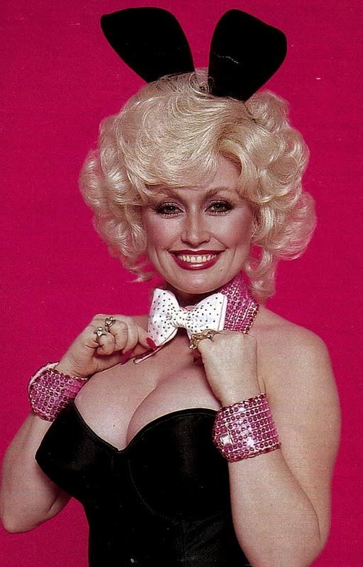 Dolly Parton I Have This Magazine  Dolly Parton Playboy -6935