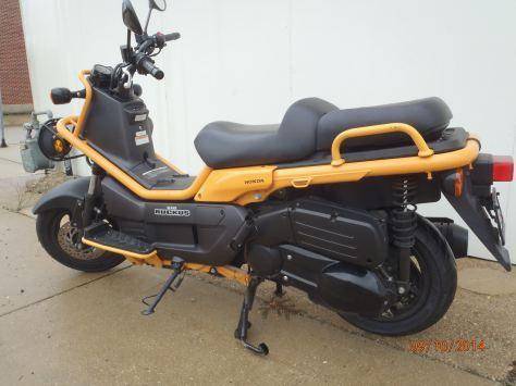 Honda Big Ruckus - Rear Left