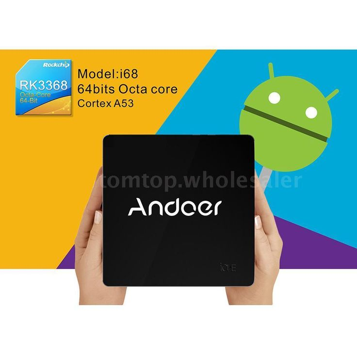 ★★★★★Andoer RK3368 64bits Android 5.1 Smart TV Box Octa Core Cortex A53 2GB/8GB Kodi/ XBMC Dual WiFi 1000M / LAN Mini Smart Media Player Multi language Miracast / DLNA  Gives you access to many apps including Facebook, Youtube, Netflix, XBMC, Hulu, etc
