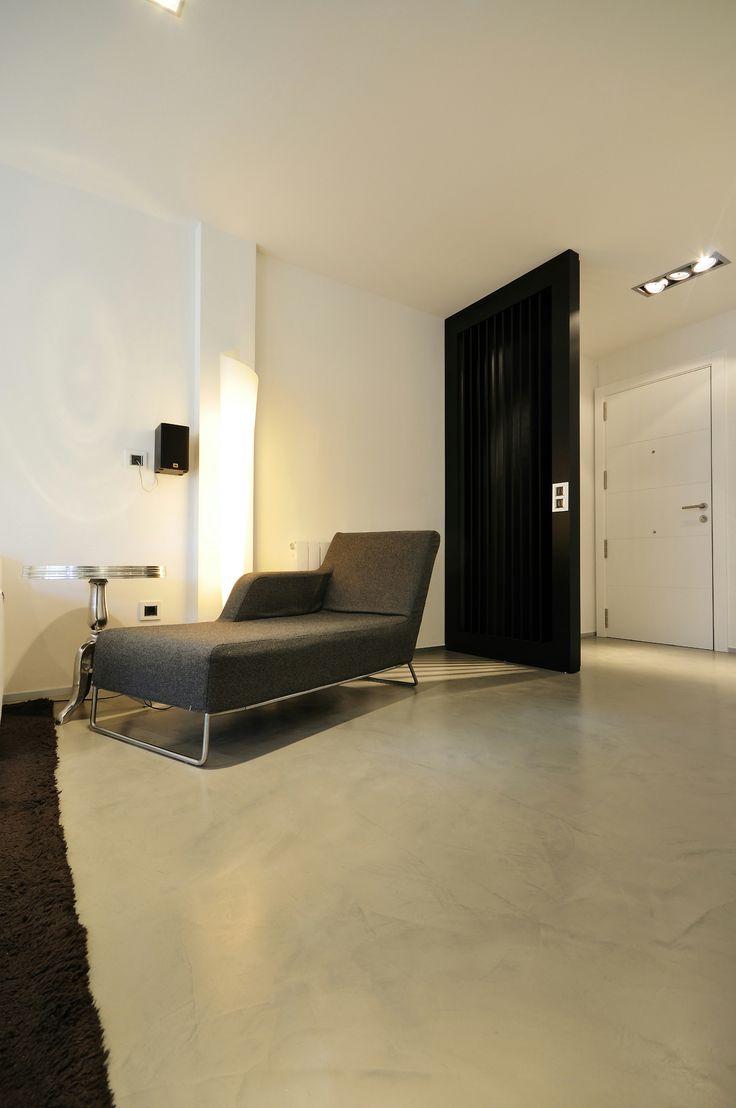 Baños De Microcemento: de pisos/paredes ultra-fino de cimento Microcemento Topcret