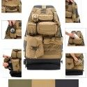 Tactical Seat Covers Will Breathe Some New Military-Flavored Life Into Your Old Beater