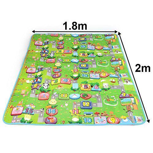 17 mejores ideas sobre alfombra de juegos de beb en - Alfombra suelo bebe ...