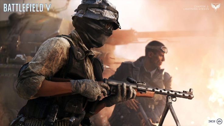 Marita New Battlefield V Map Goes Live On Pc Xbox One And