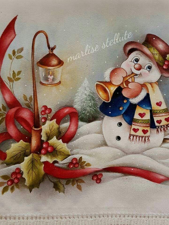 M s de 25 ideas incre bles sobre pintura en tela navide a en pinterest pintura en tela navidad - Pintura en tela motivos navidenos ...