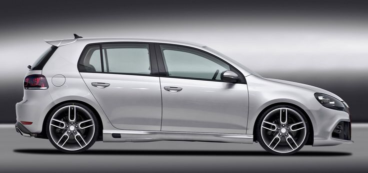 Caractere VW Golf 6 GTI Picture #2 of 6