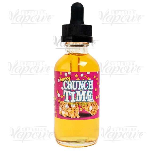 Berry Crunch Time by California Vaping Company