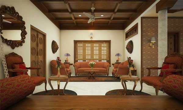 Low Cost Home Interior Design In Kerala Architects In Trivandrum Calicut Unique House Design Kerala Architecture Home Interior Design