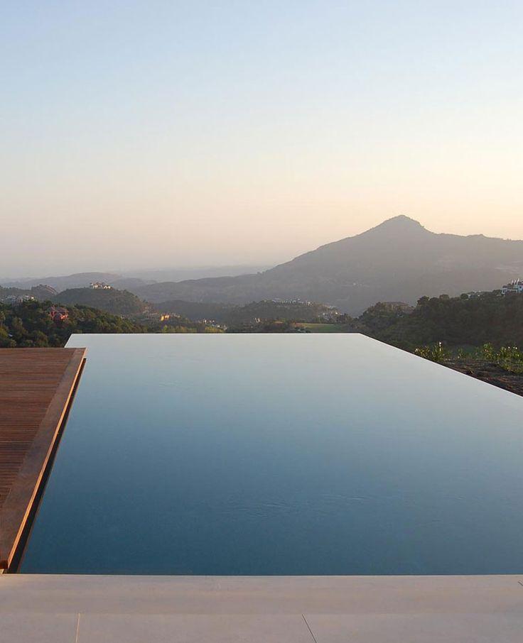 Pool in Andalucia Spain McLean Quinlan