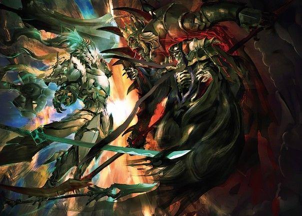 Pin De Lordravencake Em Overlord Em 2021 Anime Manga