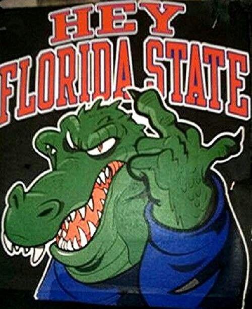 SO GLAD TO BE A FLORIDA GATOR!!! GO GATORS!!!!