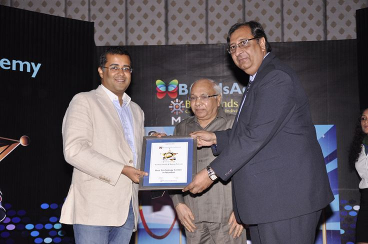 Richfeel Health & Beauty Pvt. Ltd. - Western India Business & Service Excellence Awards, May-2011