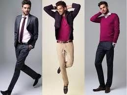 Resultado de imagen para como vestir bien hombres casual