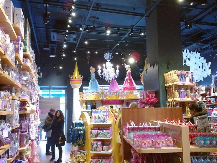 Disney Store στην πόλη København K, Region Hovedstaden