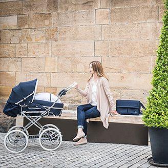 HESBA Kinderwagenfabrik GmbH & Co. KG:: Kinderwagen