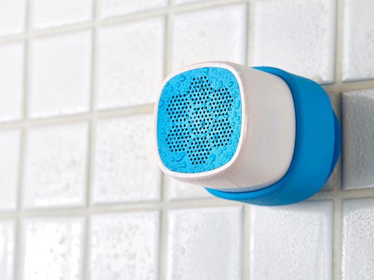 Portable Water Bluetooth Speaker : 2016 IF Design Award